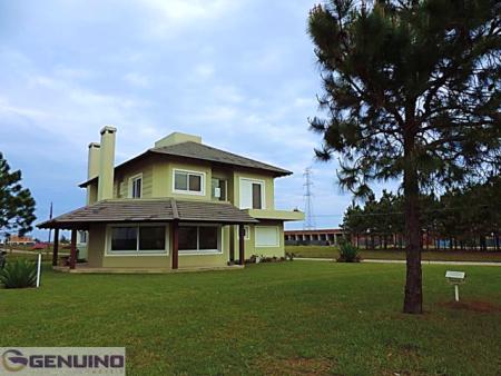 Casa em Condomínio 4 dormitórios em Osório   Ref.: 854